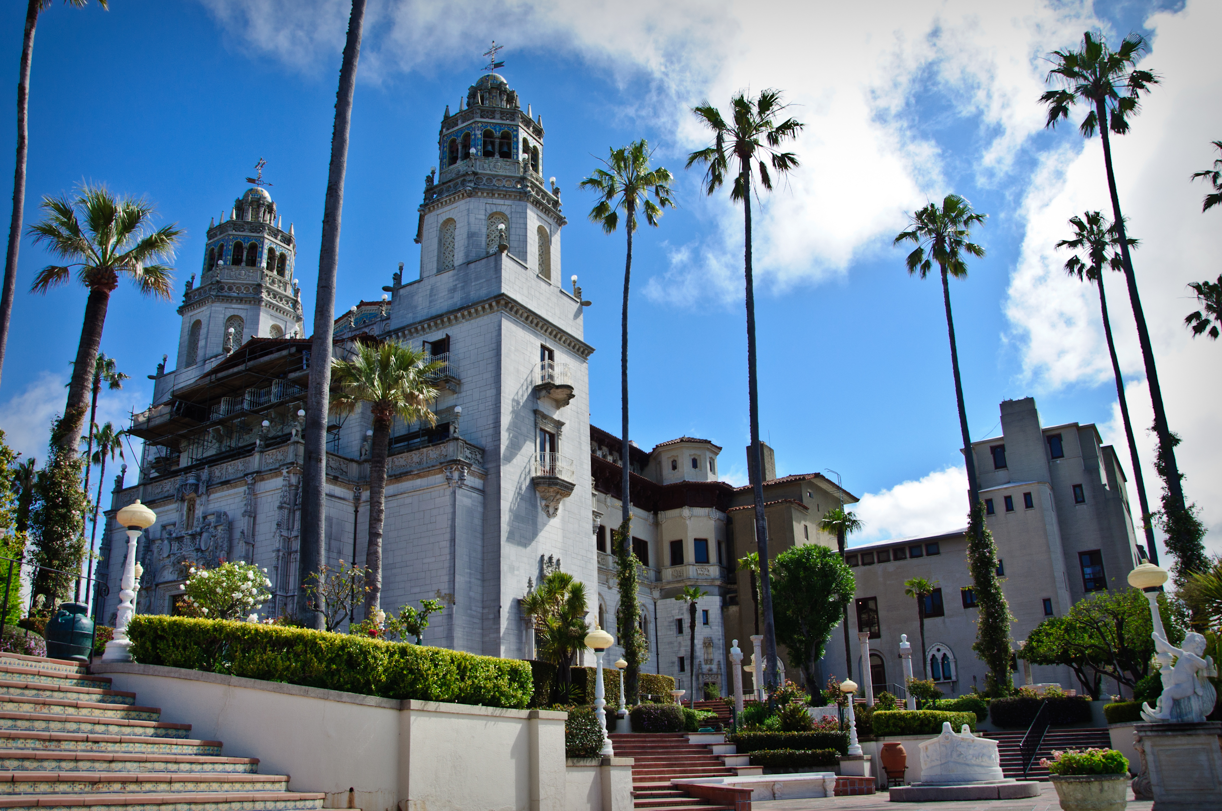 Hearst Castle Phoblography